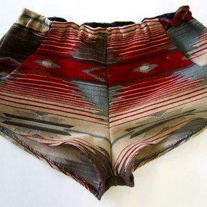 iconic SCF Stone Cold Fox navajo shorts